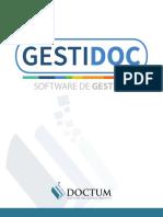 Brochure Suite Gestidoc