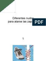 nudoszapatilla