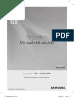 Manual Firgorifico DA99-04031A-10