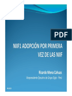 NIIF 1