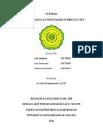 Tutorial - Tatalaksana Epistaksis (Dr. Satrio)