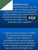 Garantias Constitucionales Proceso Penal
