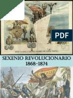 Sexenio revolucionario PPT