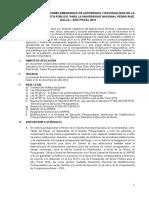 Directiva Normas Complementarias de Austeridad y Racionalidad en La Ejecución Del Gasto Público Para La UNPRG