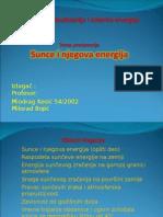 Grejanje, klimatizacija i solarna energija-predavanja