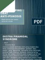 Efek Samping Obat Anti-psikotik