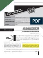 Analisis Critico Del Regimen de Respons