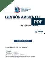 Clase 4 - Contaminacion Del Suelo