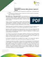 15 05 2011 - El gobernador Javier Duarte de Ochoa ofrece comida con motivo del día del maestro