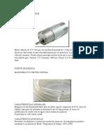 Materiales y Métodos Maquina Hidraulicas