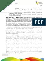 17 05 2011 - El gobernador Javier Duarte de Ochoa anuncia nuevo Portal de Internet del Gobierno del Estado y realiza recorrido por la Expo Sociética en el Marco del Día Mundial de Internet, las Telecomunicaciones y la Sociedad de la Información.