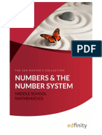 Numbers and the Number System Preview