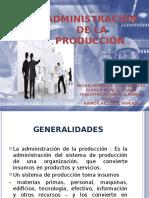 PROECTO ING - Administracion de Produccion