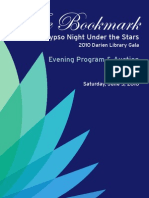 """The Bookmark,"" the Library's Spring Gala is This Saturday!"