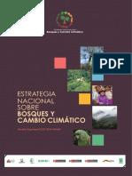 Estrategia Nacional Sobre Bosques y Cambio Climático