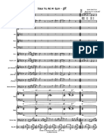 Jesus You Are My Glory - Choir-Horns - E --SesMix4.52 - Full Score