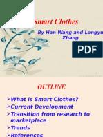 Presentation of Han Wang and Longyu