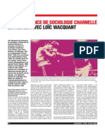 Entrevista a Loic Wacquant