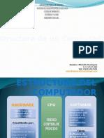 Estructura Del Computador Practicaiii Michelle Rodriguez
