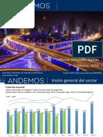 Segmentacion Vehiculos Andemos 2016