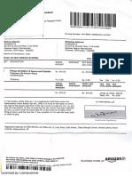 Qt 4005 15 Trimmer Invoice
