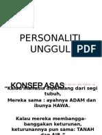 3. Personaliti Unggul - Edaran