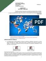 1 CSyC Ejercicio de Lectura y Analisis 1 - Mayo 2016