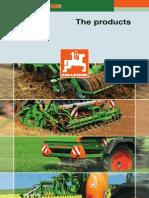 Amazone Product Range Leaflet