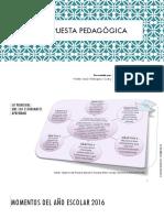 Prpuesta Pedagógica - Curriculo 2016 Walter Velásquez