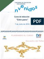 Entre Pares 2016. Comunicacian Pptx.pptx