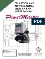 06-0922 H-J Install Manual