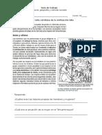 Guía Historia Los Inkas