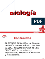 Biología Método Científico
