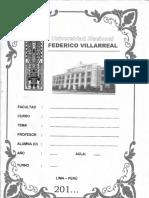 Caratula de Villarreal