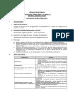 148 Gerencia de Administracion 01 Especialista en Contrataciones en El Estado