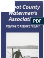Talbot County Watermens Association Brochure