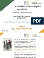 Presentacion Director de Gestion de Produccion . 2015-1.1 (1)