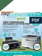 ECP Inc. Print Solutions for June 2010