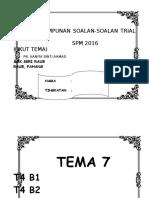 Cover Modul Himpunan Soalan Trial Negeri Ikut Tema (Hanita)