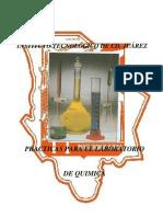 Manual Del Laboratorio de Química Instituto Tecnológico de Ciudad Juarez