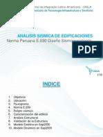 Presentacion Sismos E.030