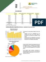 Boletin Estadistico Mensual Hidrocarburos Agosto 2016