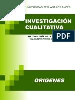 Investig Cualitativa-mg. Dávila