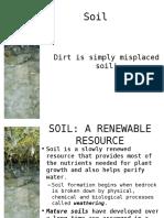 Soil Science BM 1