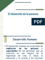 4. Desarrollo Humano