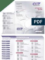 Program Guide June 2010