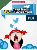 tweet ilmu berjualan berjualan