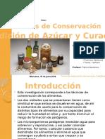 Métodos de Conservación 3