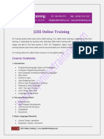 The Ultimate J2EE ONLINE  Certification Training