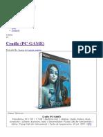 Cradle (PC-GAME) - IntercambiosVirtuales